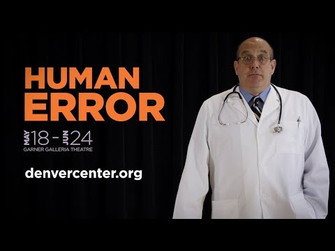 Your first look at DCPA's 'Human Error'