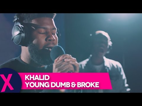 Khalid  Young Dumb & Broke Capital XTRA  Session
