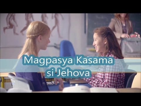 Magpasya Kasama si Jehova Lyrics & Karaoke | JW Broadcasting Music Video March 2017 Tagalog