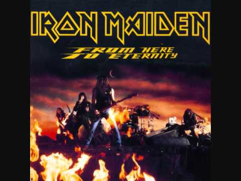 Клип Iron Maiden - I Can't See My Feelings