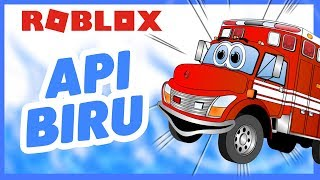 ROBLOX INDONESiA - France 😍 FIRE Car NAEK