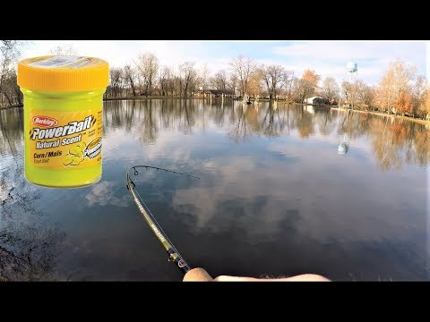 BEST Powerbait Rig/Setup - TROUT Fishing Ponds/Lakes