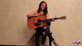 "Courtney Cole ""Fall Like Rain"" Acoustic Session!"