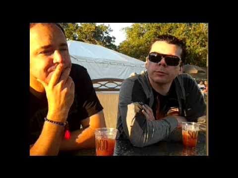 The Crystal Method Interview Voodoo Experience 1/2