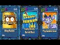 Plants vs Zombies Garden Warfare 2 - PSYCHEDELIC GOAT, BLING BARREL BLAST, BLING MAIDEN Rux