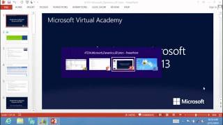 Introduction to Microsoft Dynamics GP 2013: Overview