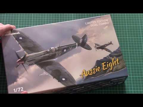 Eduard 1/72 Aussie Eight (2119) Review