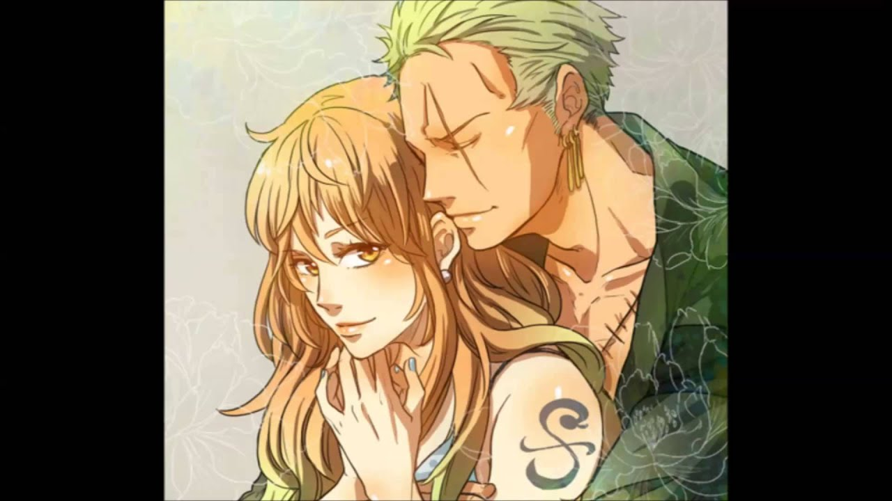 Nami and Zoro (One Piece)