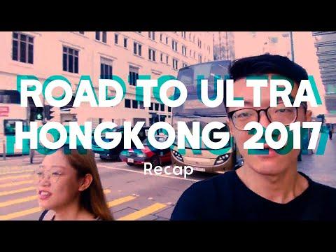 Road To Ultra HONG KONG 2017 Un Recap By LiquideN Hardwell KYGO REZZ ZEDD GETTER Slushii