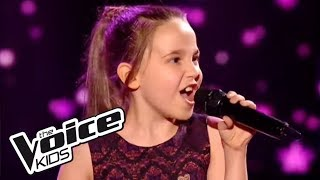 "The Voice Kids 2016 | Manuela | ""Andalouse"" 