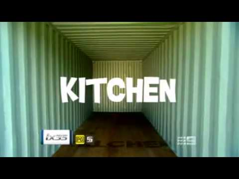 Top Design. Shipping Container Architecture meets a Reality TV Show