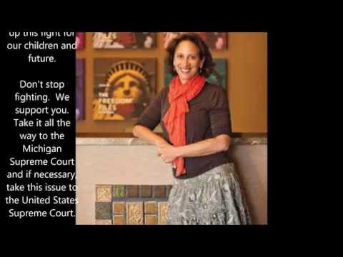 Stand Up Now w/ Cynthia A. Johnson  Michigan Court of Appeals No Quality No Education