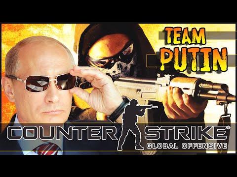 CS:GO - Team Putin & Keralis aka Sir-Miss-a-Lot