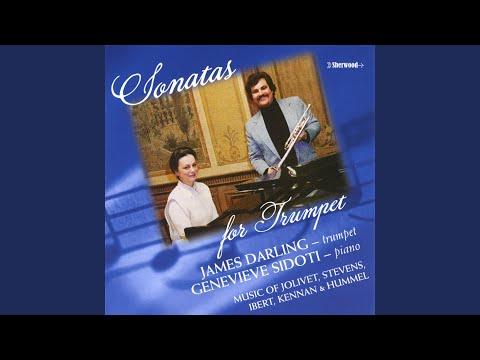 Sonata for trumpet and piano: iii. allegro mp3