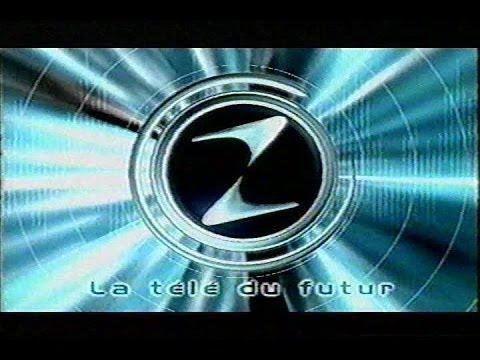 Canal Z (Ztélé) - ID #2 - 2000