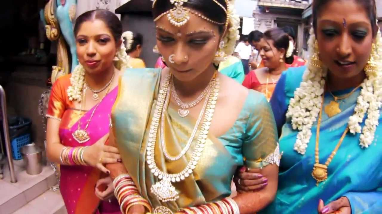 Best Indian Hindu Cinematic Wedding Video Hd Singapore