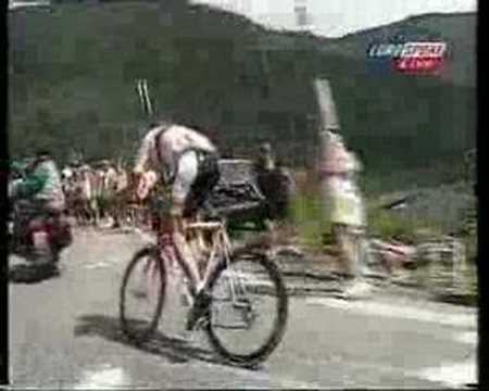 Jan Ullrich Storming Andorra