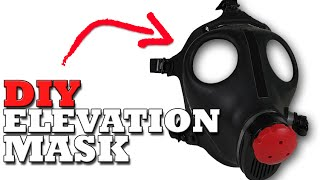 DIY: How to Make Your Own Elevation Training Mask