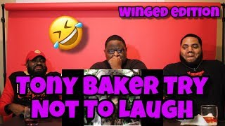 Tony Baker Try Not To Laugh Bird Edition (REACTION) 😂