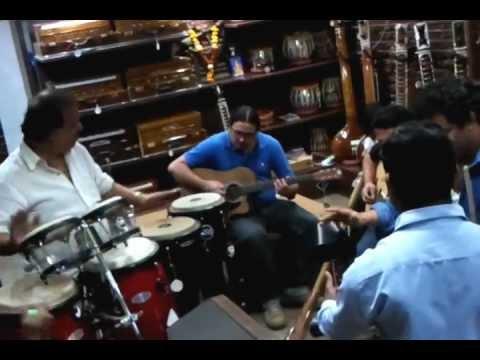 Conga, Bongo, Percussion Groove
