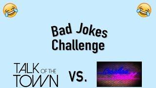 The Bad Jokes Challenge