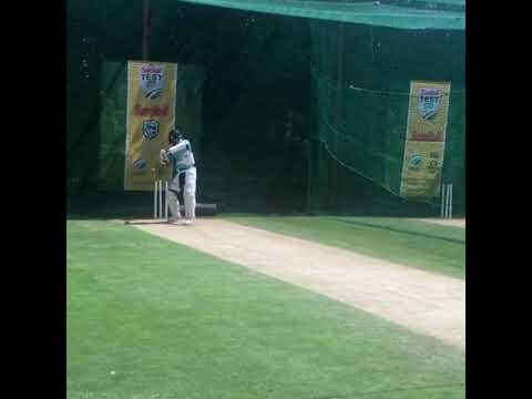 Virat kohli batting at nets | ind vs sa...