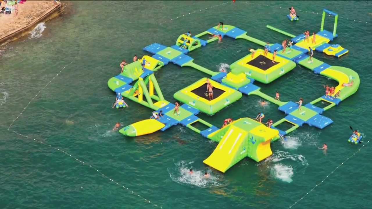Floating Playground Myrtle Beach