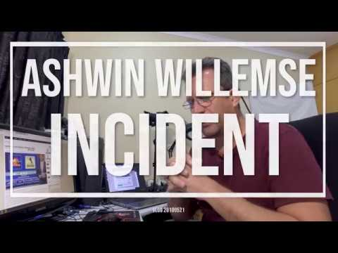 The Ashwin Willemse Incident