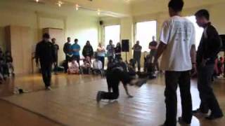 FAMINE 2 ON 2 Bboy Battle: TRAILER 2011