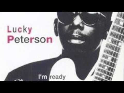tribute to the king - Lucky Peterson