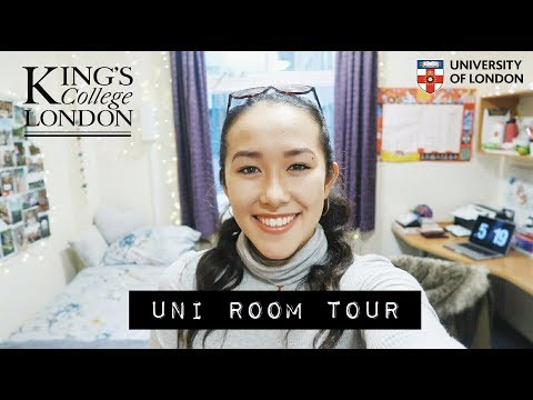 London University Room Tour || College Hall UoL