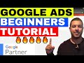 Google Ads Tutorial - How To Advertise On Google For Beginners 🔥