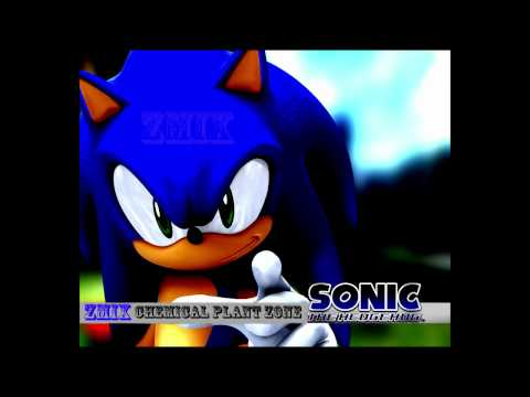 ZMiX - Chemical Plant Zone (Dubstep / Electro Remix) * Sonic 2 *
