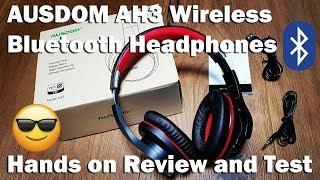 Video Best Headphones You've Never Heard Of...The amazing AUSDOM headphones! download MP3, 3GP, MP4, WEBM, AVI, FLV Juli 2018