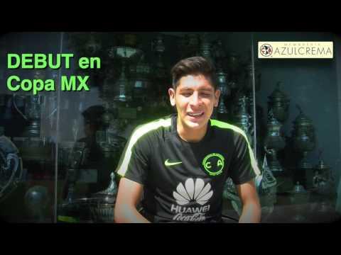 Edson Álvarez habla en exclusiva para AZULCREMA