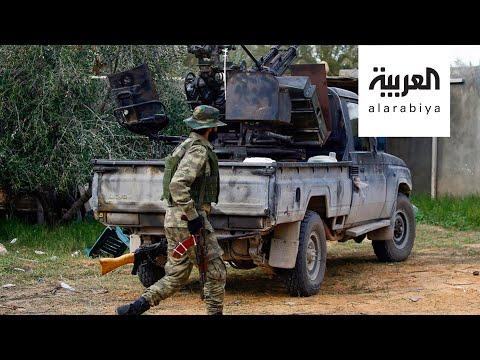 قتلى باشتباكات ميليشيات -الوفاق- في طرابلس  - نشر قبل 4 ساعة