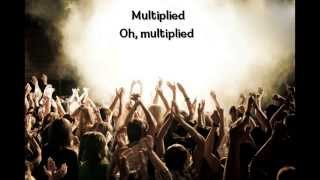 Needtobreathe - Multiplied