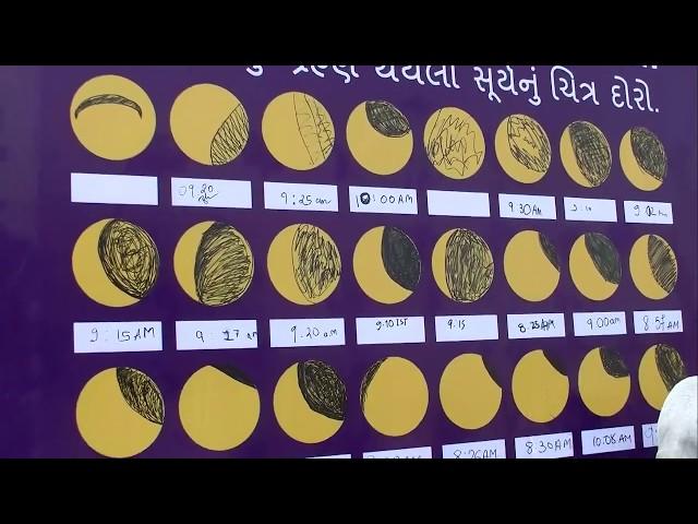 Solar Eclipse KHOJ 2019