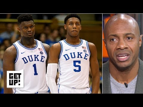 RJ Barrett could be No. 1 pick over Zion Williamson in 2019 NBA draft – Jay Williams | Get Up! thumbnail