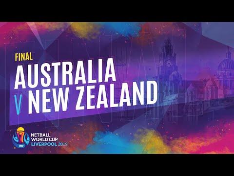 Australia V New Zealand | Final | NWC2019