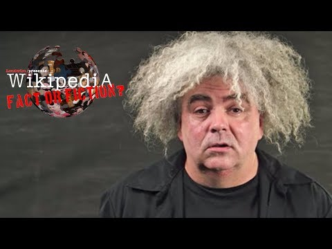 Melvins' Buzz Osborne - Wikipedia: Fact or Fiction?