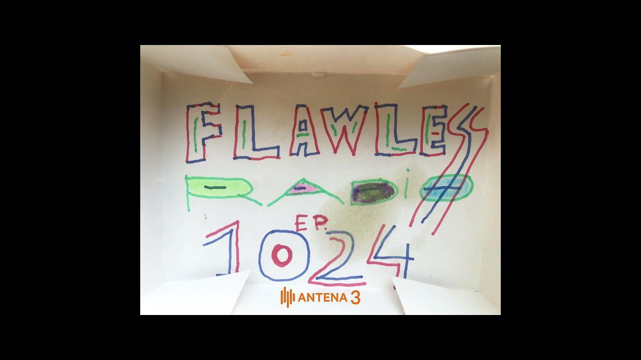 FLAWLESS RADIO EP- 1024