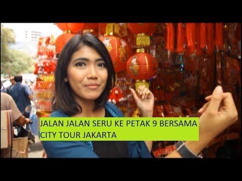 TOUR JALAN KAKI KELILING PETAK 9 BARENG GOOD GUIDE JAKARTA (JURNALISME KHALAYAK 17 FEBRUARI 2018)