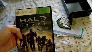 Unboxing: Halo: Reach (Limited Edition)