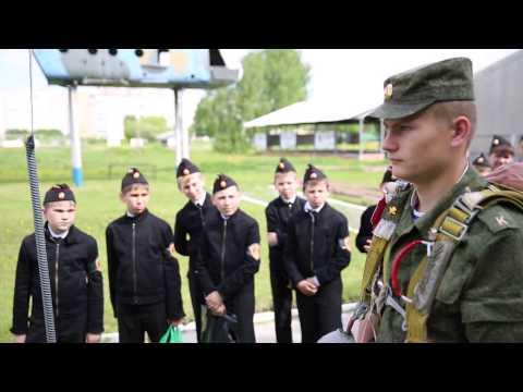 28.05.2015 Военно-патриотическая игра Полигон