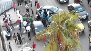 معركة بلطجية في الإسكندرية