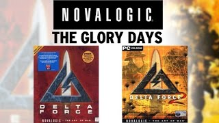 Delta Force 2 Review (1999) Looking back at Novalogic!