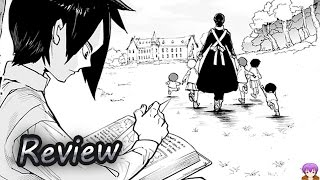 The Promised Neverland Chapter 4 Manga Review - The Cold Hard Truth