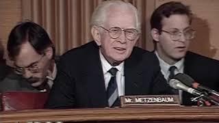 Bill Barr Attorney General Confirmation Hearing: Day 2 (November 13, 1991)