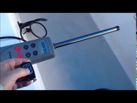 Madman Marine's Autopilot Remote Control Demo